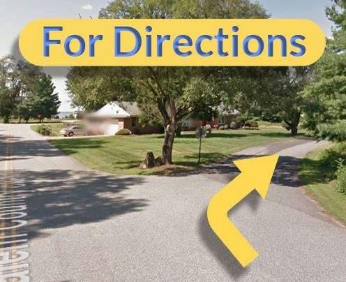 for directions - Meetings & Social Events