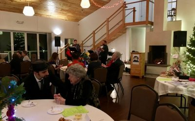 Arts In Bloom Holiday Gala a Great Success