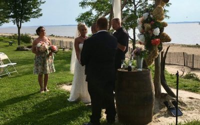 Beautiful Memorial Day Weekend Wedding!