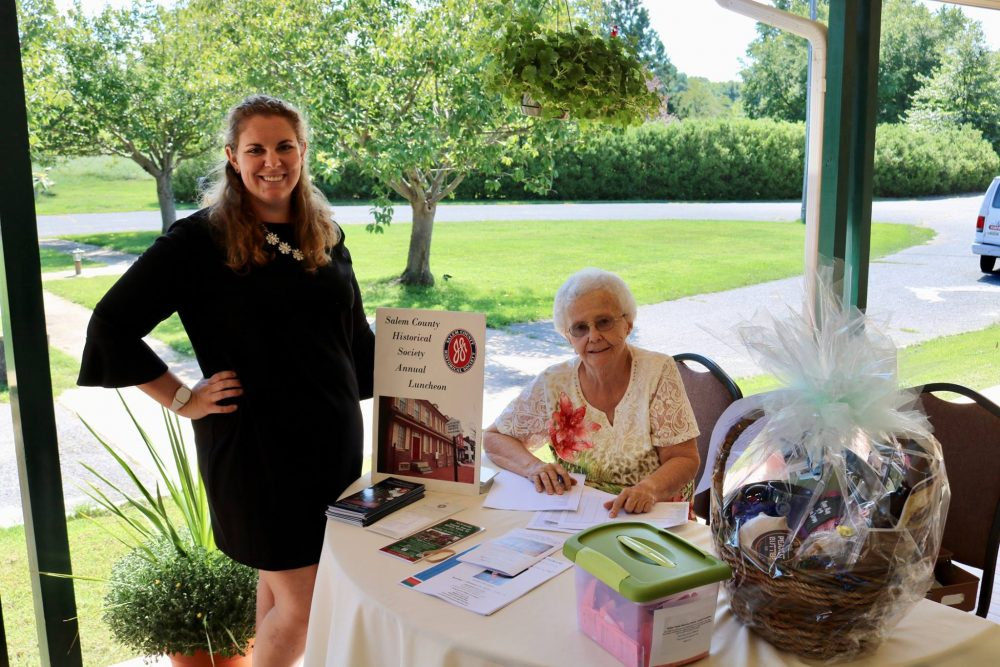 1 - Annual Luncheon of the Salem County Historical Society
